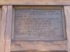 Székelykapu felirata
